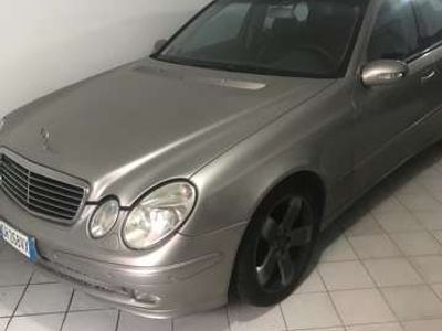 usata Mercedes E320 CDI cat Avantgarde