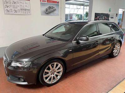 usata Audi A4 Avant 2.0 TDI 143CV S LINE PLUS cerchi 18 xeno