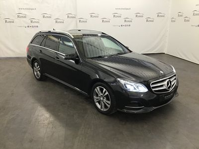 usata Mercedes 220 Classe E SWcdi Premium