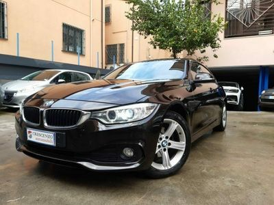 usata BMW 418 Gran Coupé 418d Gran Coupé d