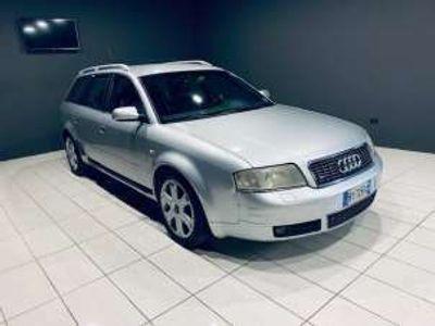 usata Audi S6 4.2 V8 quattro tiptronic 340cv Benzina