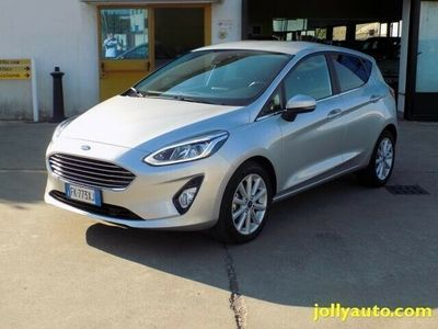 used Ford Fiesta 1.5 TDCi 5P Titanium Navigatore OK Neopatentati