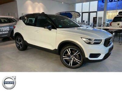 usata Volvo XC40 T4 AWD Geartronic R-Design / NAVI*PDC*LED*