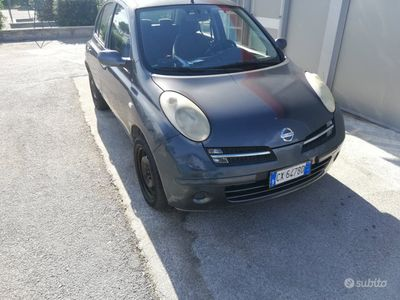 usata Nissan Micra 3a Serie Acenta