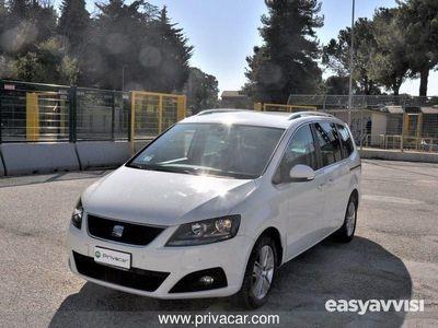 begagnad Seat Alhambra iii 2010 2.0 tdi cr style dsg diesel