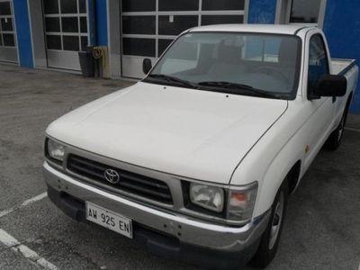 usata Toyota HiLux 2.4 D 2WD 2p. Pick-up