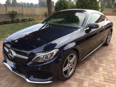 usata Mercedes C220 d Coupé Premium