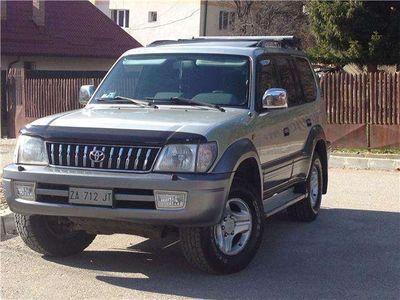 usata Toyota Land Cruiser 3.0 turbodiesel 5 porte KZJ95 GX