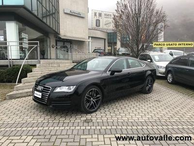usata Audi A7 SPB 3.0 V6 TDI 245 CV qu. S tronic PELLE NAVI XENO