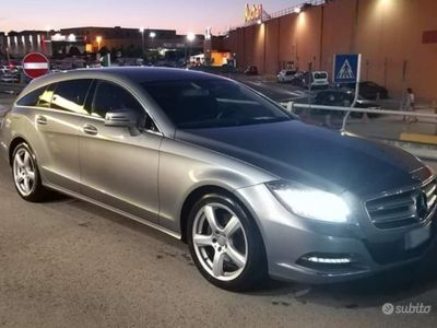usata Mercedes CLS250 Shooting Brake CLS 250 CDI SW BlueEFFICIENCY