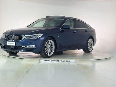 usado BMW 630 d Gran Turismo Luxury