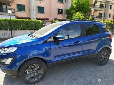 usata Ford Ecosport benzina turbo