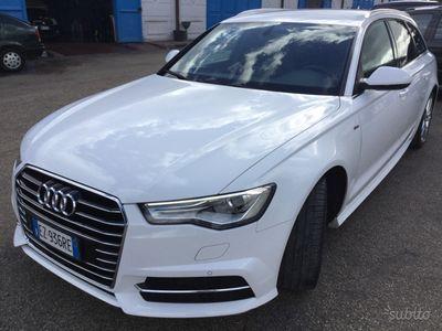 brugt Audi A6 avant 2.0 tdi 190cv ultra s-tronic s-line