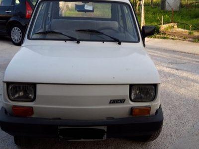 używany Fiat 126 - 1987