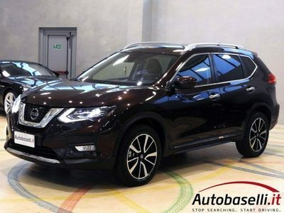 usata Nissan X-Trail 2.0DCI TEKNA 4WD 177CV AUTOMATICA