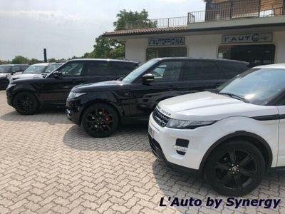 usata Land Rover Range Rover Sport 3.0 SDV6 HSE Dynamic Black Edition tetto monitor rif. 10102334