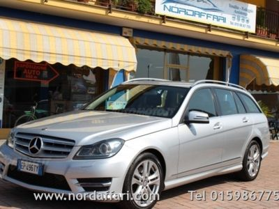 used Mercedes 300 Classe C Station WagonCDI 4Matic BlueEFF. Avantgarde usato