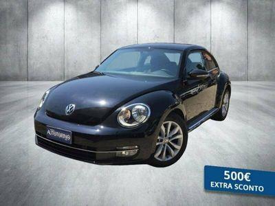 usata VW Maggiolino 1.6 tdi Design 105cv