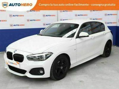 usata BMW 120 d 5p. msport - consegna a casa gratis