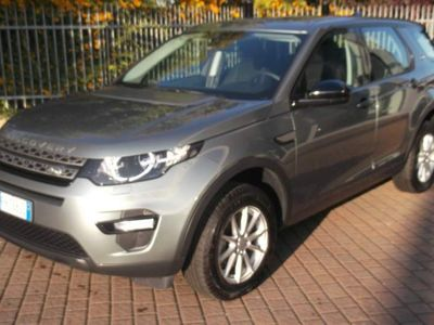 usado Land Rover Discovery Sport 2.0 TD4 150 CV Pure