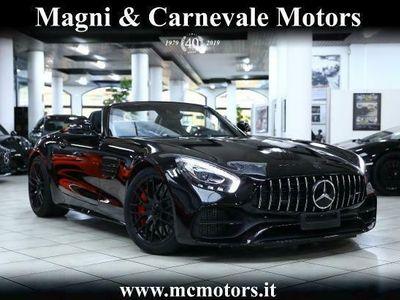 usata Mercedes AMG GT C ROADSTER NAVIGATORE TELECAMERA NIGHT PACK UFFITA