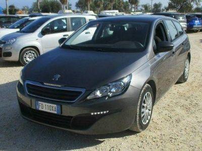 usata Peugeot 308 SW 1.6 BlueHDi 100CV S&S Access