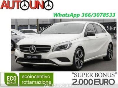 begagnad Mercedes 180 180 SPORT NIGHT EDITION + BIXENO/LEDSPORT NIGHT EDITION + BIXENO/LED