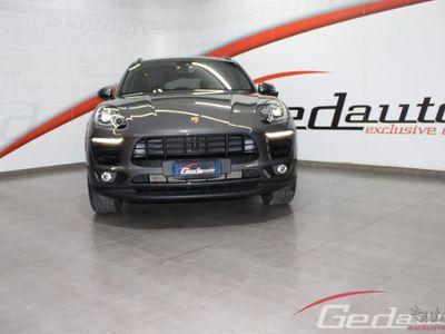 brugt Porsche Macan 3.0 S Diesel full-led navi tetto apr