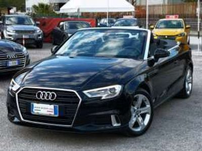usata Audi A3 Cabriolet 2.0 TDI S tronic Business