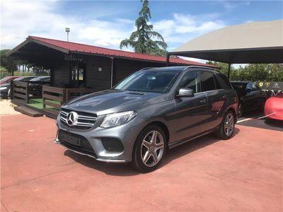 "usata Mercedes GLE250 d 4Matic AMG Premium Plus\ILS\Kamera 360\Tetto\20"""