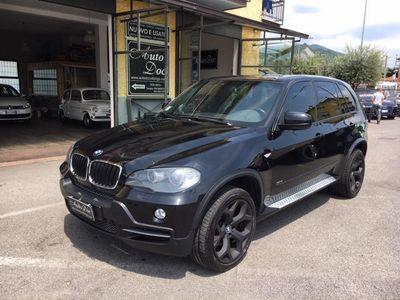 gebraucht BMW X5 NAVIGATORE + SENSORI POST. + TETTO PANORAMA