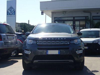 usado Land Rover Discovery Sport 2.0 TD4 150 CV Autom.