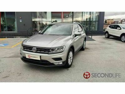 usata VW Tiguan 1ª serie II 2016 2.0 tdi Business 4motion 150cv dsg