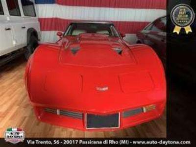 usata Corvette C3 C35.7 L82 Benzina