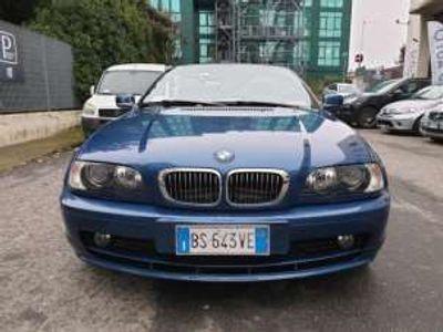 usata BMW 320 Cabriolet Serie 3 (E46) (2.2) cat GPL Torino