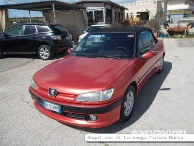 used Peugeot 306 Cabriolet cat benzina