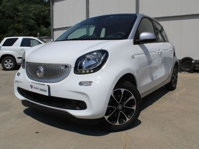 brugt Smart ForFour 2015 Benzina 0.9 t. Passion 90cv twinamic