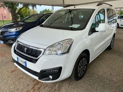 usata Peugeot Partner Tepee Mix BlueHDi 100 4X4 Active Trac