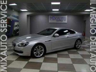 usata BMW 640 D Coupè xDrive AUT EU5