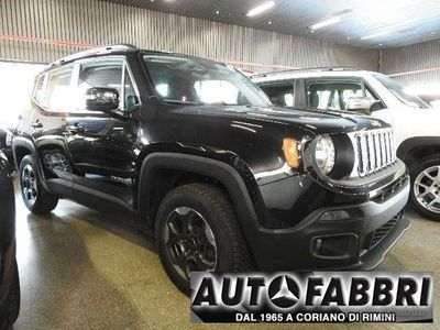usata Jeep Renegade -- 1.6 E-TorQ pack EVO 2BI-FUEL