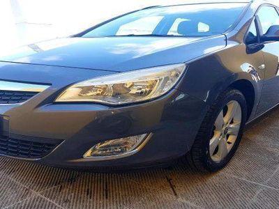 usado Opel Astra Station Wagon 1.7 CDTI 110CV Sports Cosmo Fleet usato
