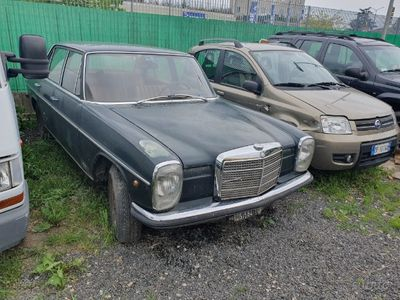 used Mercedes W115 230/6del 1970