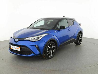 usata Toyota C-HR 2.0 Hybrid E-CVT Trend