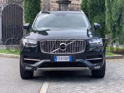 used Volvo XC90 D5 AWD Geartronic 7 posti Inscription