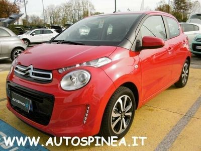 usata Citroën C1 VTi 72 5 porte Shine #carplay #bluetooth #clega15""