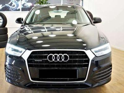 usata Audi Q3 2.0 TDI S-LINE SPORT NAVI LED KAMERA 184 CV