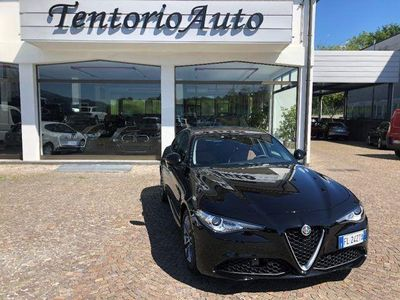 gebraucht Alfa Romeo Giulia 2.2 Turbodiesel 180 CV AT8 Business Sport