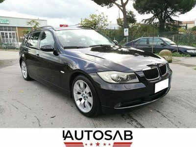 usata BMW 320 d Touring Automatic Eletta Pelle Clima Aut.