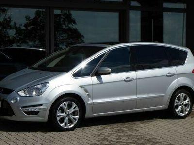 usata Ford S-MAX 2.0 TDCi 163cv Powershift Titanium