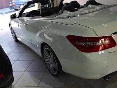 usado Mercedes E350 ClasseCDI Cabrio Blueeff. Avantgarde AMG